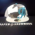 Aspen/Snowmass Tae Westcott Edition Flat Brimmed Hat